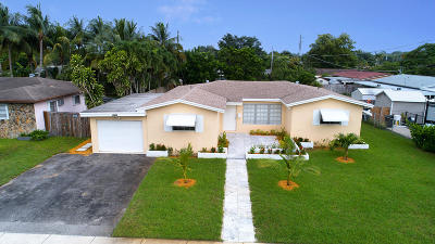 Fort Lauderdale Single Family Home For Sale: 2260 SW 33rd Terrace