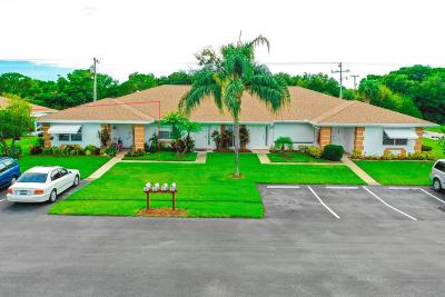Fort Pierce Condo For Sale: 119 Lakes End Drive #Apt A