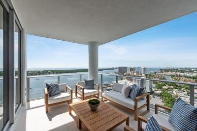 North Palm Beach Condo For Sale: 2 Water Club Way #2202s