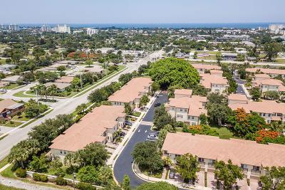 Delray Beach Rental For Rent: 106 S Longport Circle #C