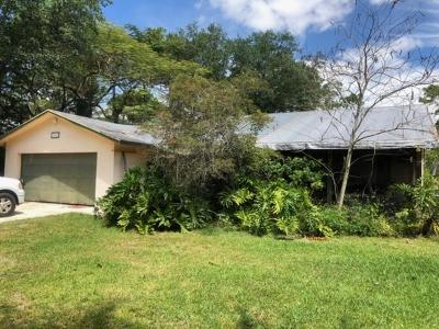 Loxahatchee Single Family Home For Sale: 11545 68th Street