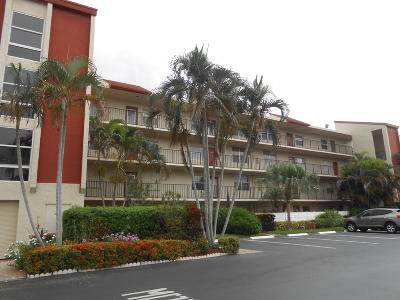 Delray Beach Rental For Rent: 14723 Cumberland Drive #406