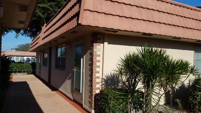 Delray Beach Rental For Rent: 47 Valencia B