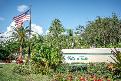 Palm Beach Gardens Single Family Home For Sale: 76 Via Verona