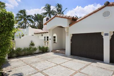 Boca Raton FL Single Family Home For Sale: $1,325,000