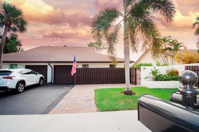 Delray Beach Rental For Rent: 446 SW 27th Avenue