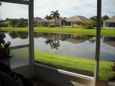 Port Saint Lucie Single Family Home For Sale: 1204 NW Lombardy Drive