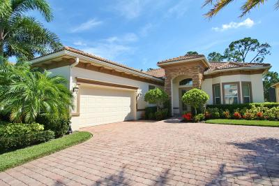 Port Saint Lucie Single Family Home For Sale: 10227 SW Visconti Way