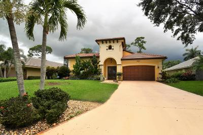 St Lucie County Single Family Home For Sale: 1207 SW Paradise Cove