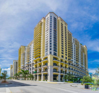 West Palm Beach Condo For Sale: 701 S Olive Avenue #1510