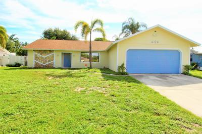 Stuart Rental For Rent: 5175 SE Manatee Terrace