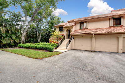 Boca Raton Condo For Sale: 5660 Coach House Circle #A