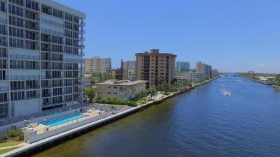 Pompano Beach Condo For Sale: 521 Riverside Drive #705