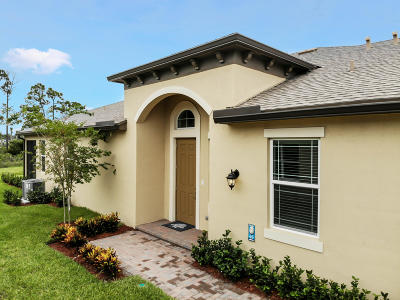 Single Family Home For Sale: 10798 SW Winding Lakes Circle