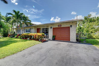 Fort Lauderdale Single Family Home For Sale: 3392 NW 63rd Street