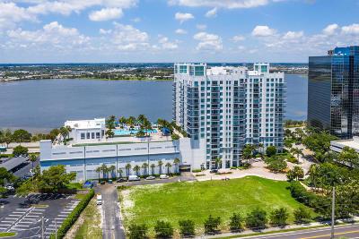 West Palm Beach Condo For Sale: 300 S Australian Avenue #313