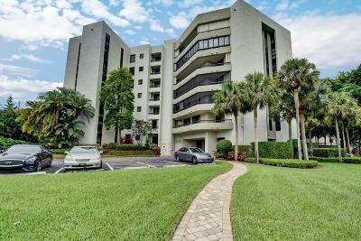 Boca Raton Condo For Sale: 6372 La Costa Drive #705