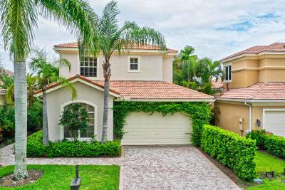 Palm Beach Gardens Single Family Home For Sale: 211 Andalusia Drive