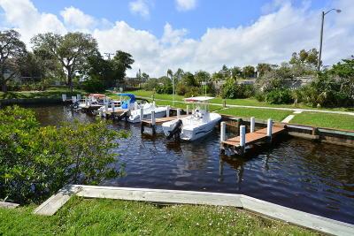 Jensen Beach Condo For Sale: 1510 NE 12th Terrace #5