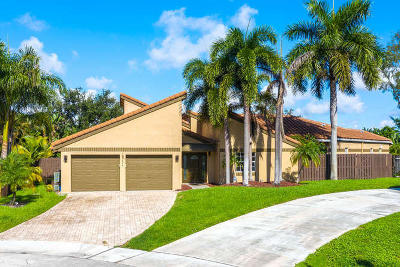 Boca Raton Single Family Home For Sale: 1511 SW 1st Avenue