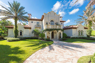Palm Beach County Single Family Home For Sale: 2731 Sheltingham Drive
