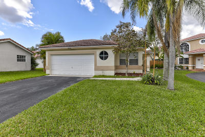 Margate Single Family Home For Sale: 3351 NW 78 Avenue