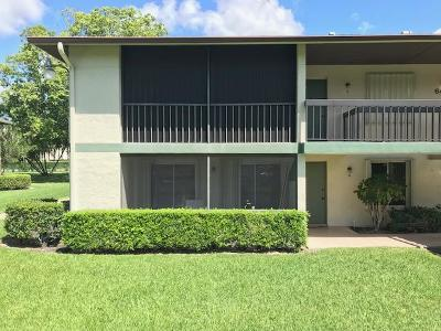 Jupiter Condo For Sale: 6426 Chasewood #A