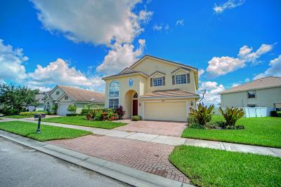 Port Saint Lucie Single Family Home For Sale: 11470 SW Glengarry Court