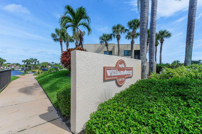 Hobe Sound Condo For Sale: 6981 SE Constitution Boulevard #104