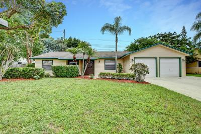 Royal Palm Beach Single Family Home For Sale: 363 Las Palmas Street
