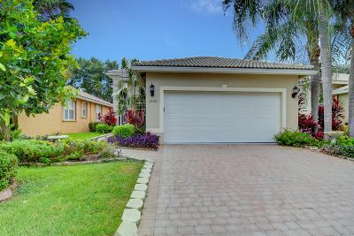 Delray Beach Single Family Home For Sale: 7259 Via Genova