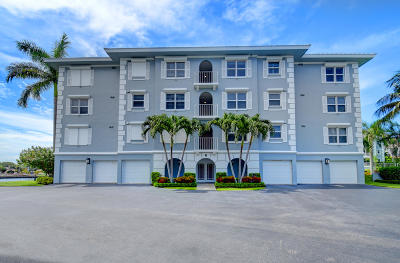 Delray Beach Condo For Sale: 2150 S Ocean Boulevard #6e