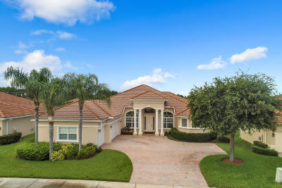 Martin County Single Family Home For Sale: 1373 SE Summit Trail