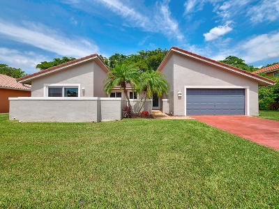 Deerfield Beach Single Family Home For Sale: 513 NW 48th Avenue