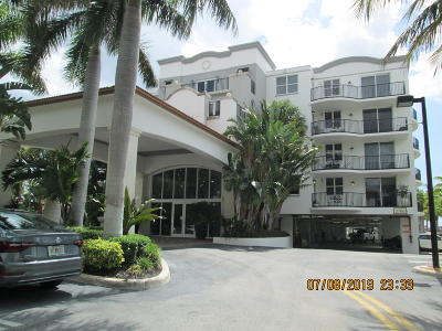 Boynton Beach Rental For Rent: 2700 Federal Highway #303