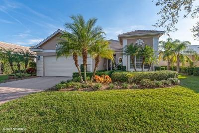 Vero Beach Single Family Home For Sale: 1161 Riverwind Circle