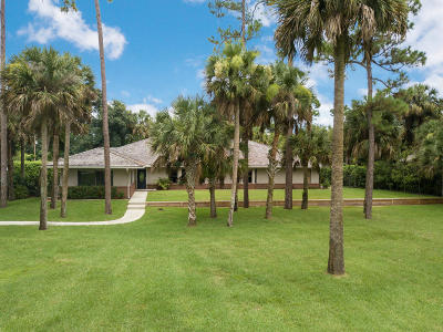 Lake Worth Single Family Home For Sale: 9058 Winding Woods Drive