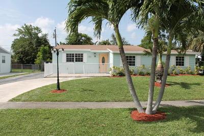 Palm Beach Gardens Rental Contingent: 4313 Bellewood Street