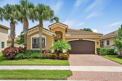 Delray Beach Single Family Home For Sale: 7895 Clay Mica Court