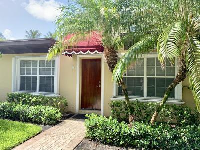 Casa Playa Condo Rental For Rent: 1855 S Ocean Boulevard #8