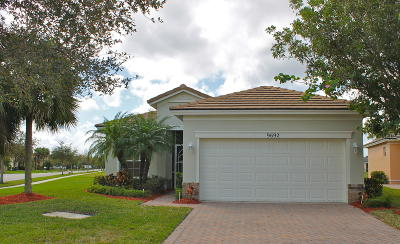 Port Saint Lucie Single Family Home For Sale: 9692 Flowermound Circle