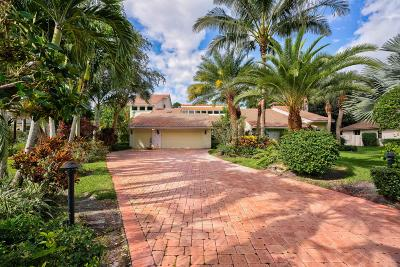 Jupiter FL Single Family Home For Sale: $985,000