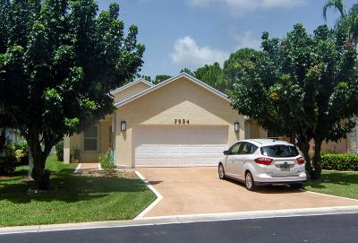 Hobe Sound Single Family Home For Sale: 7934 SE Sugar Pines Way