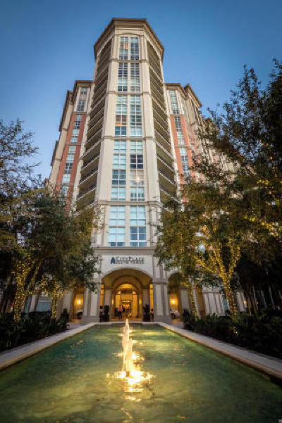 West Palm Beach Rental For Rent: 550 Okeechobee Boulevard #222