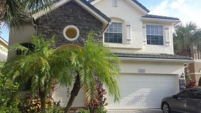 Lake Worth, Lakeworth Rental For Rent: 4046 Arthurium Avenue