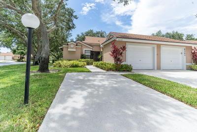 Boca Raton Condo For Sale: 8258 Summersong Terrace #A