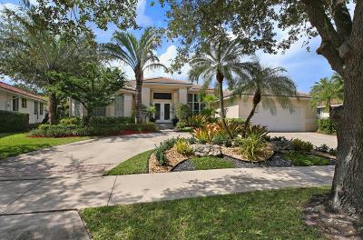Weston Single Family Home For Sale: 2665 Edgewater Drive