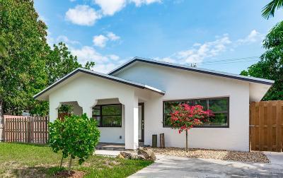 West Palm Beach Rental For Rent: 419 Avenida Hermosa