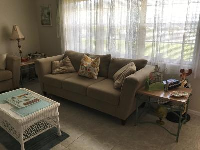 West Palm Beach Rental For Rent: 57 Waltham C