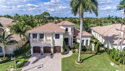 Palm Beach Gardens Single Family Home For Sale: 423 Savoie Drive
